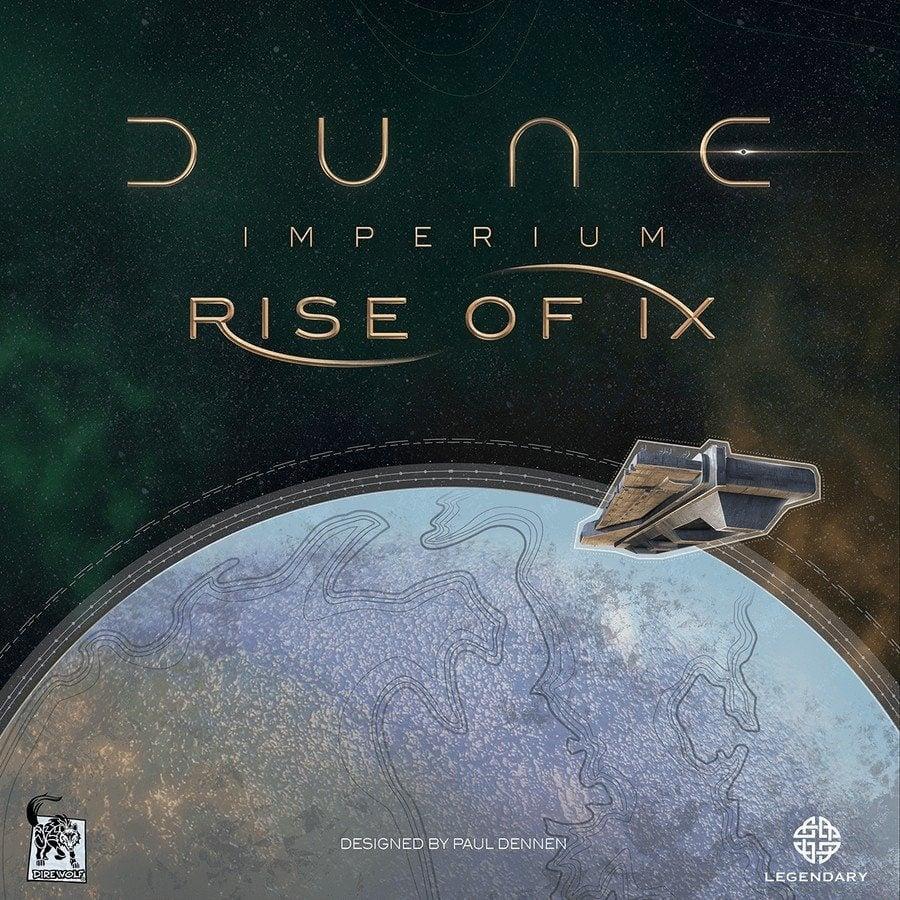 Dune Imperium - Rise of IX