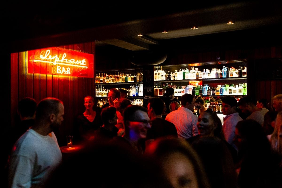 Elephant Bar 10. September 2021