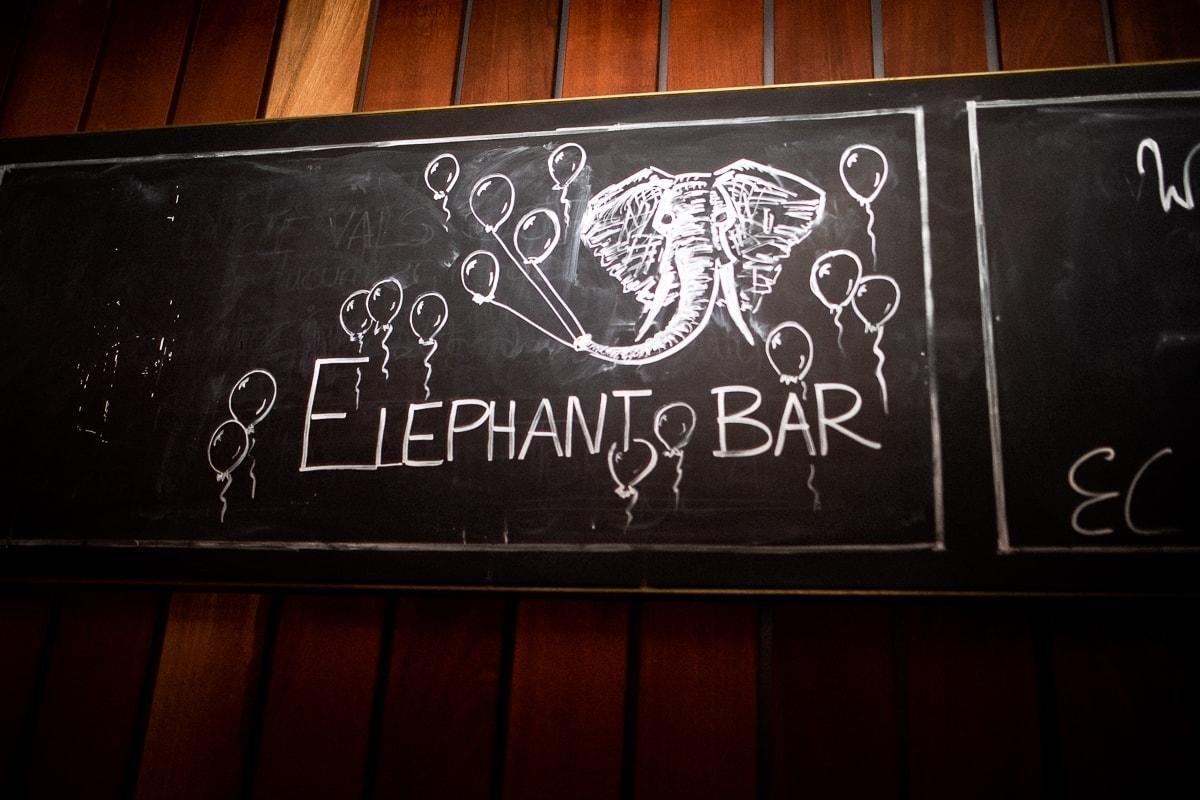 Elephant Bar 25. September 2021