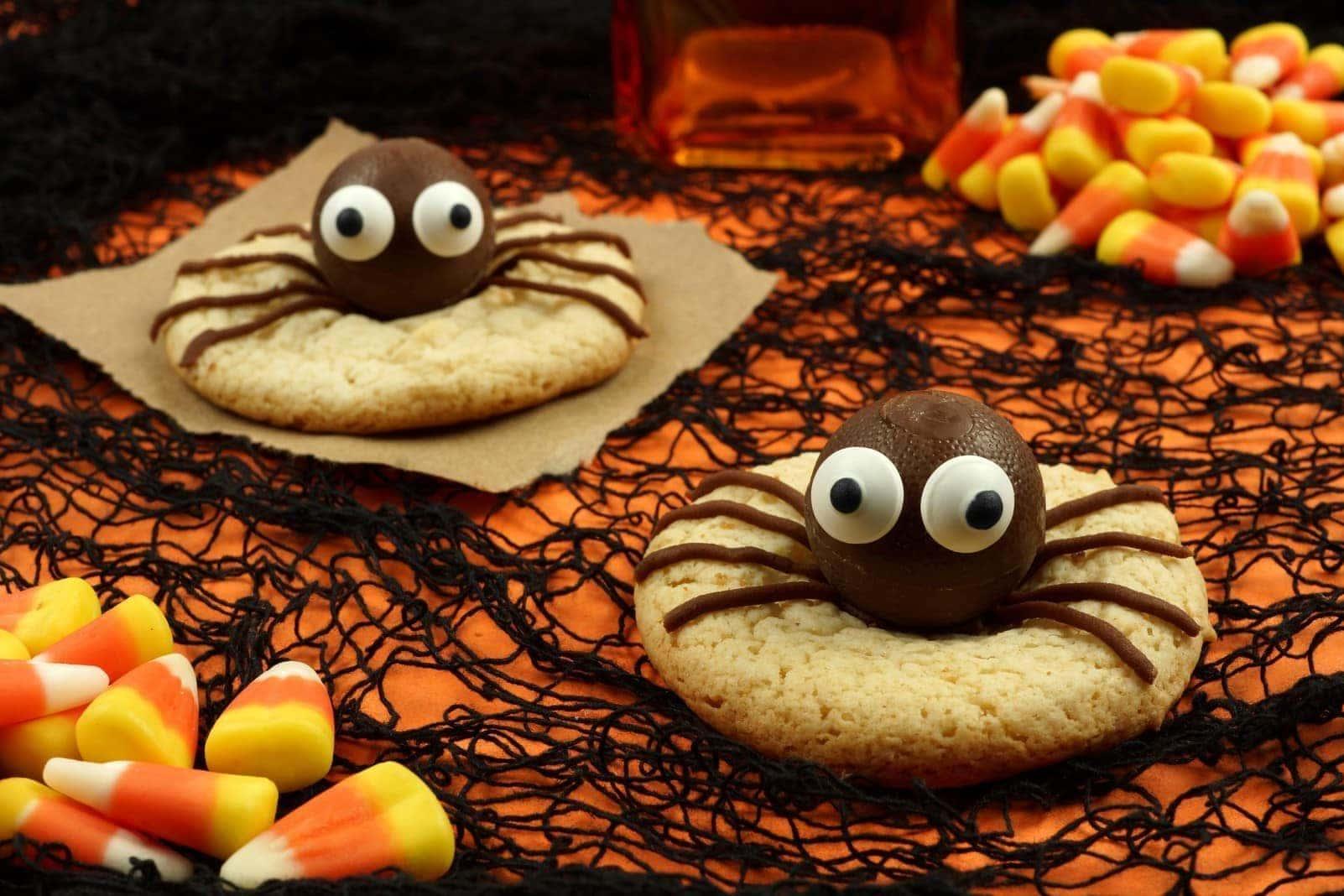Halloween Food Fingerfood Rezepte Essen Burger Gruselig Horror