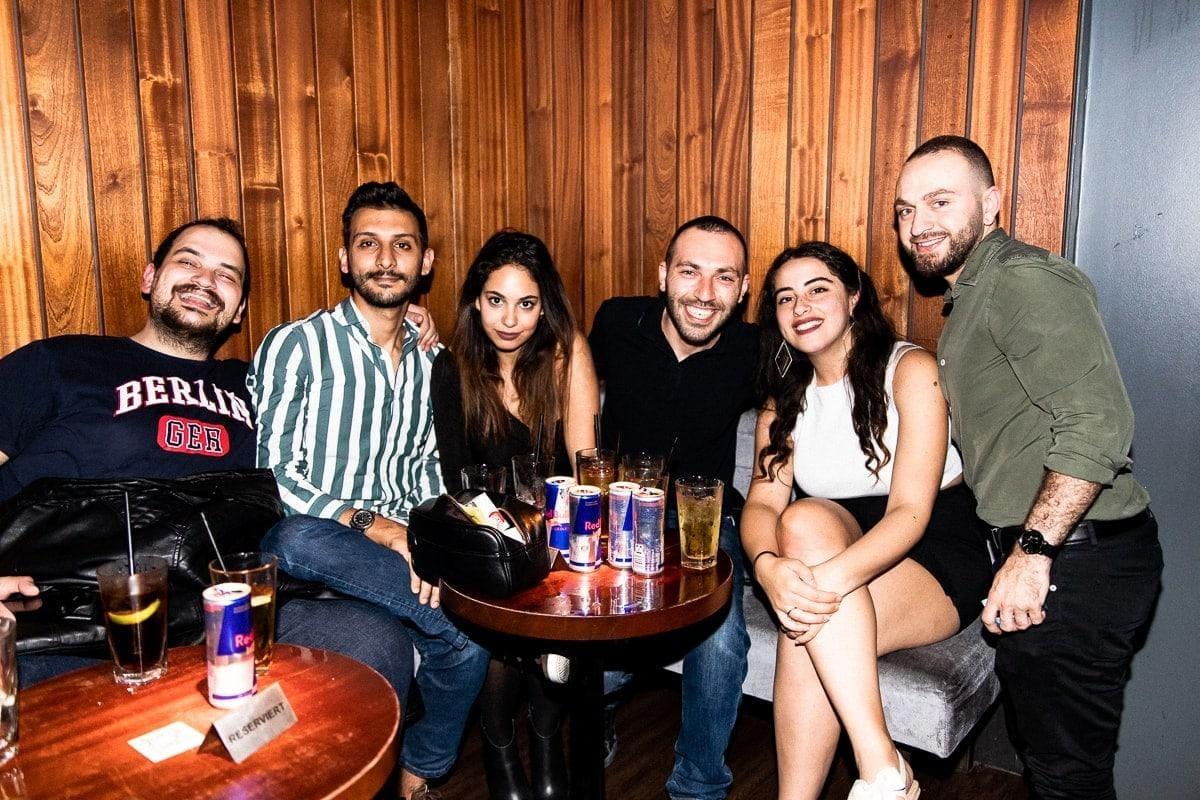 Elephant Bar 3. September 2021