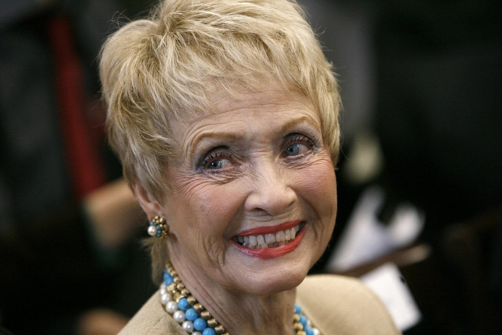 Jane Powell 2007