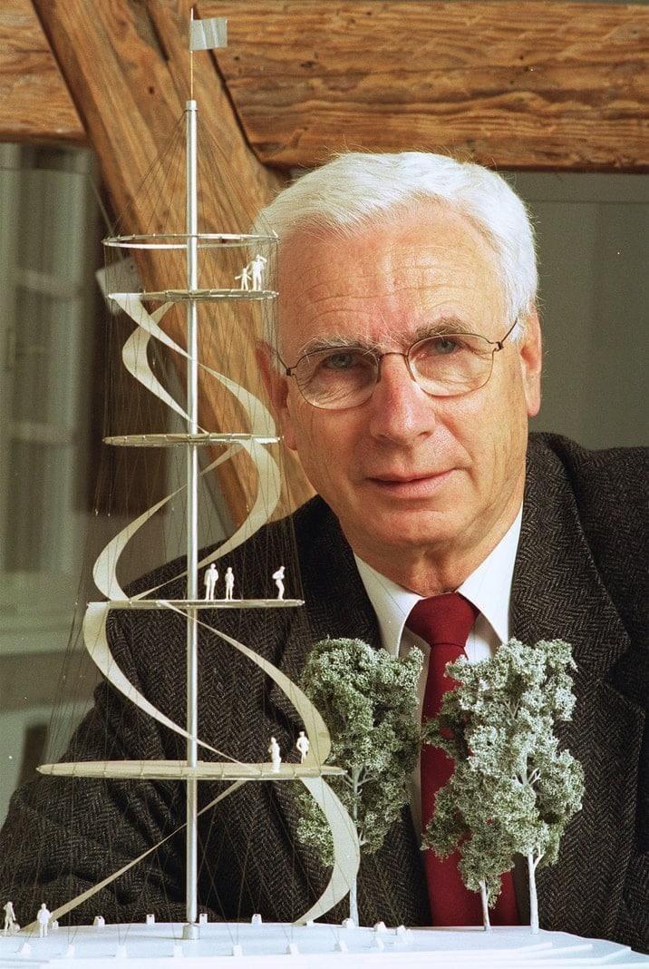 Jörg Schlaich 1998