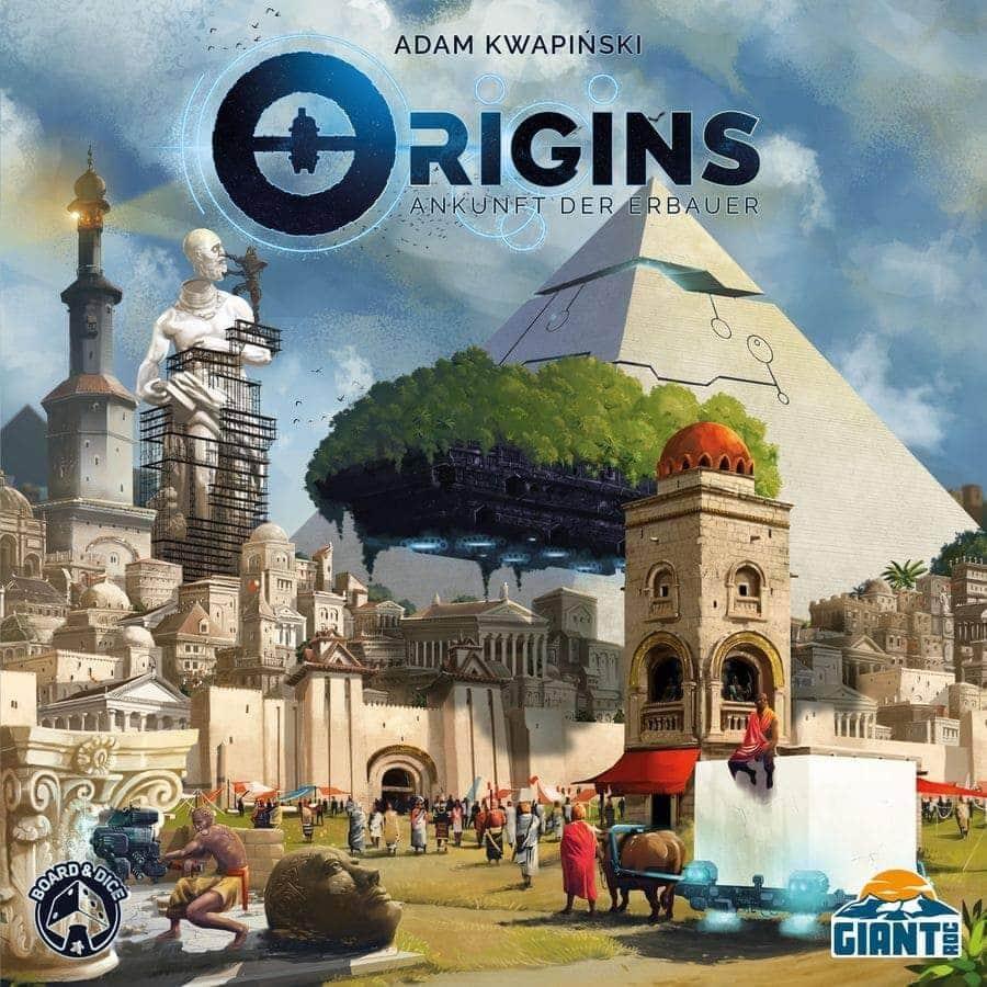 Origins: Ankunft der Erbauer
