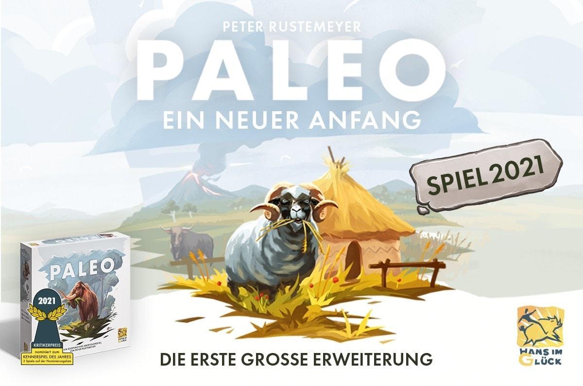 Paleo - Ein neuer Anfang