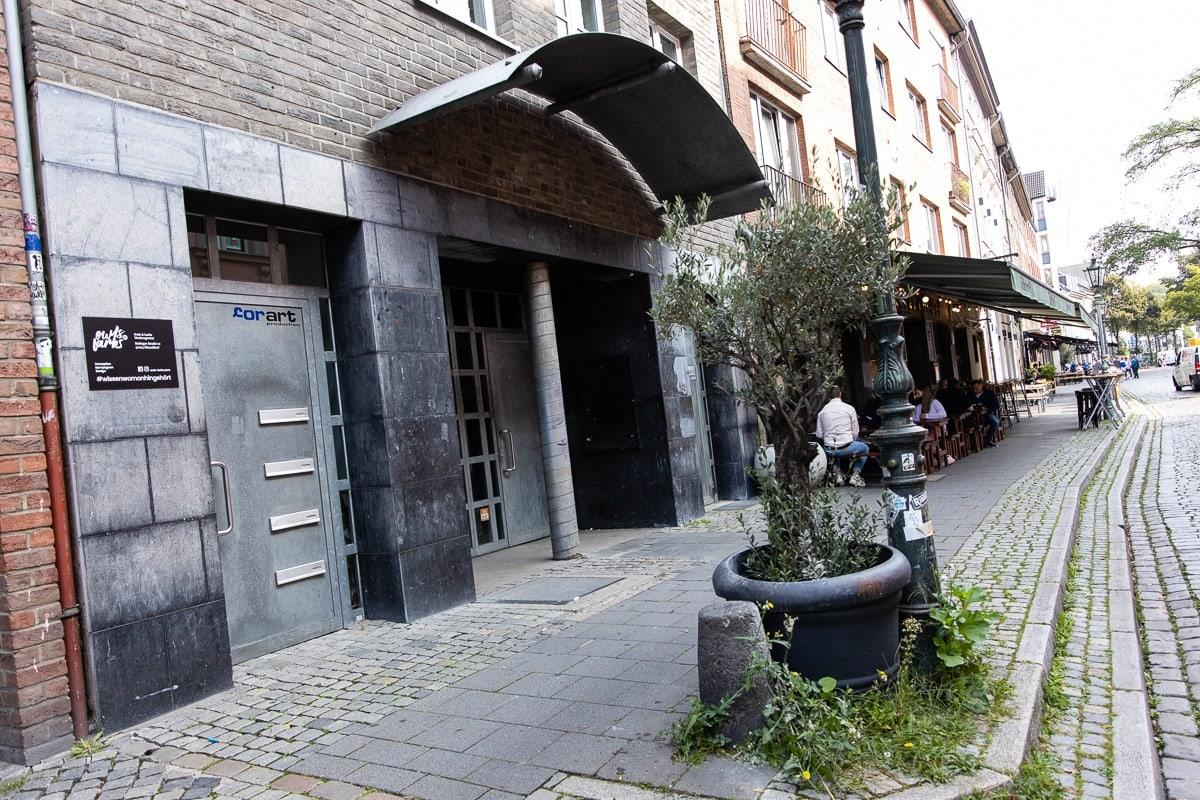 Ratinger Hof Kulturbanausen Düsseldorf