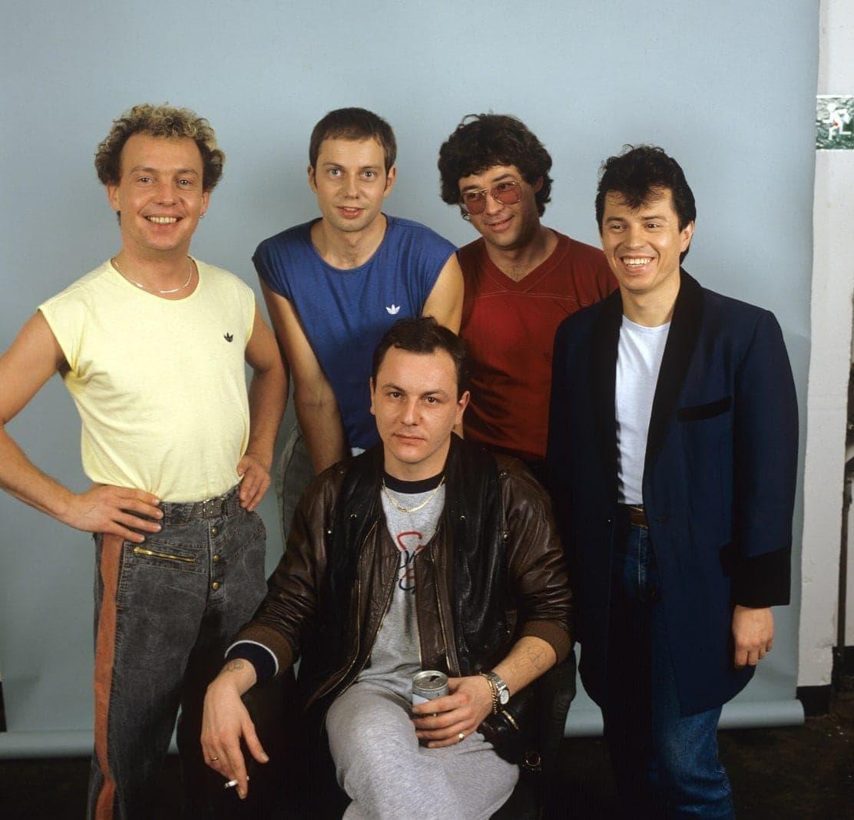 Spider Murphy Gang 1983