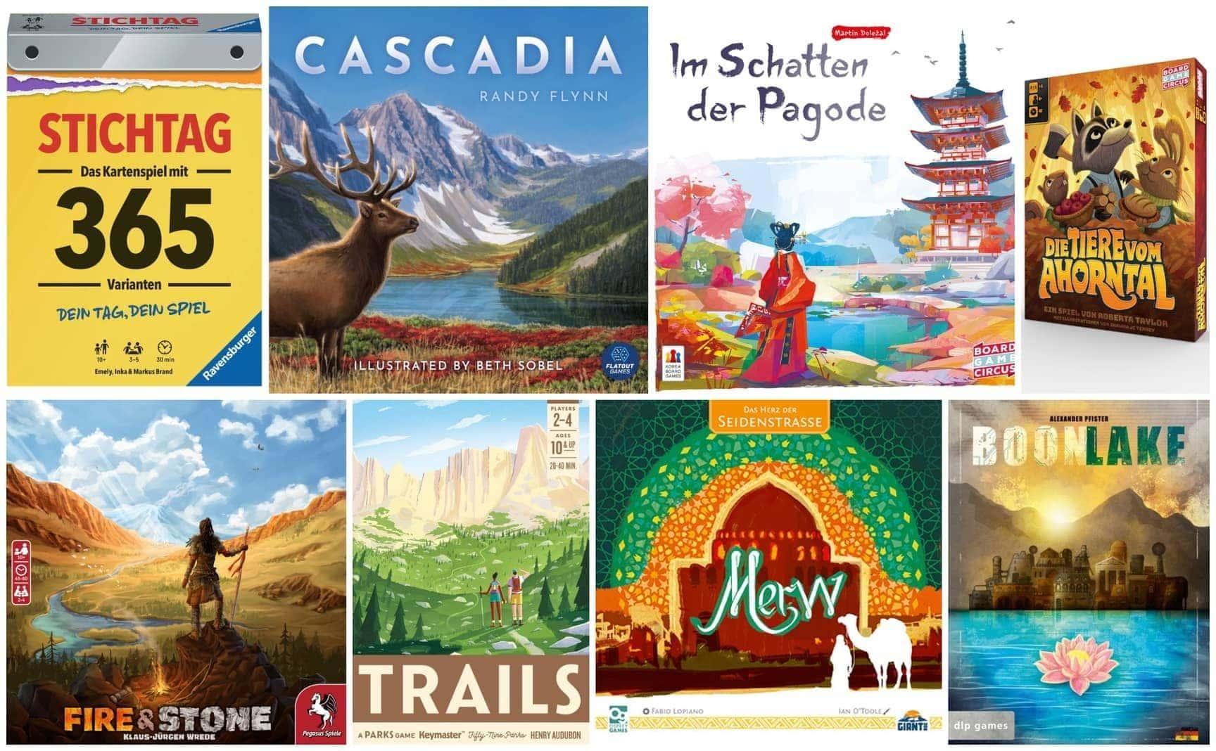 Spiel 2021 Spielemesse Essen Highlights