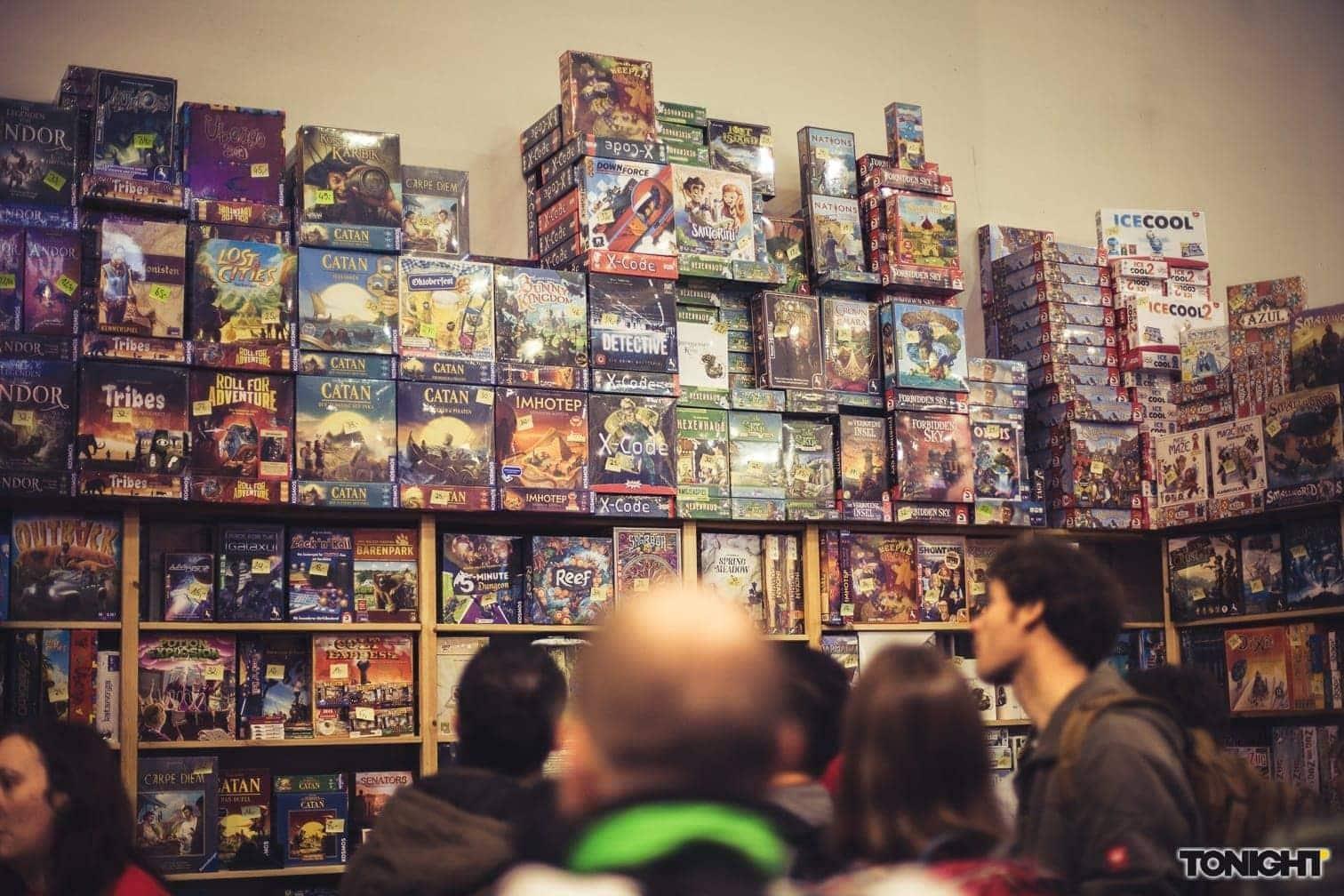 """Spielemesse Essen - Internationale Spieltage """"Spiel"""""""