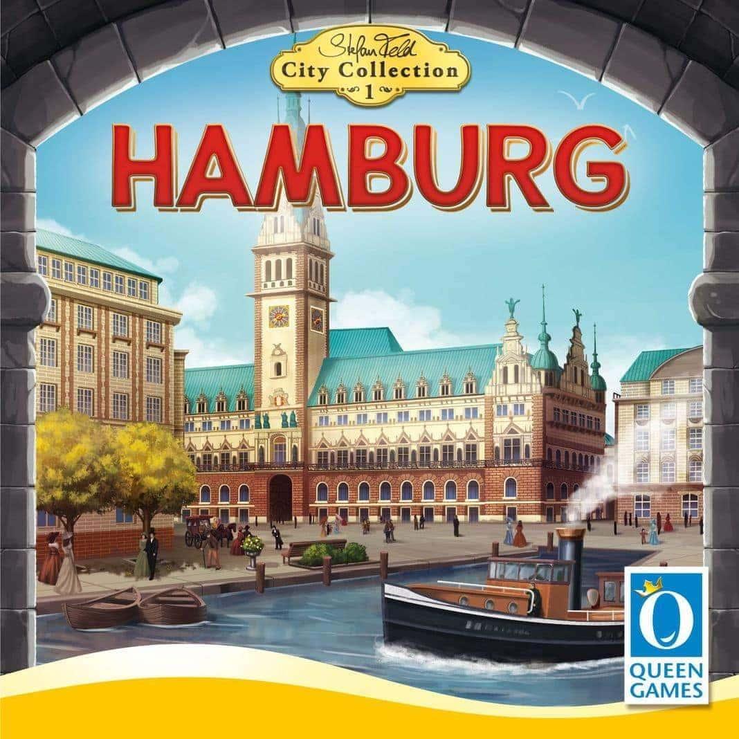 Stefan Feld City Collection Hamburg