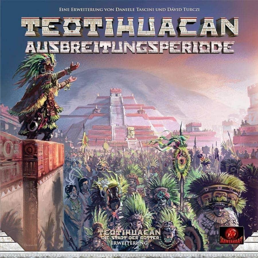 Teotihuacan Ausbreitungsperiode