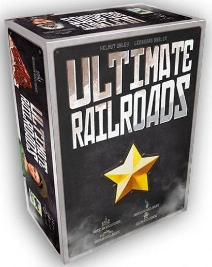 Ultimate Railroads