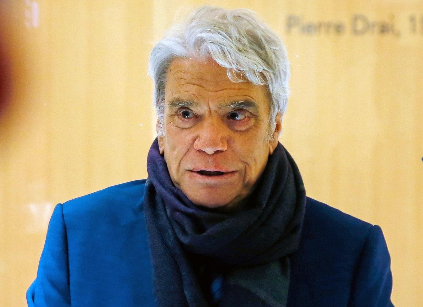 Bernard Tapie 2019