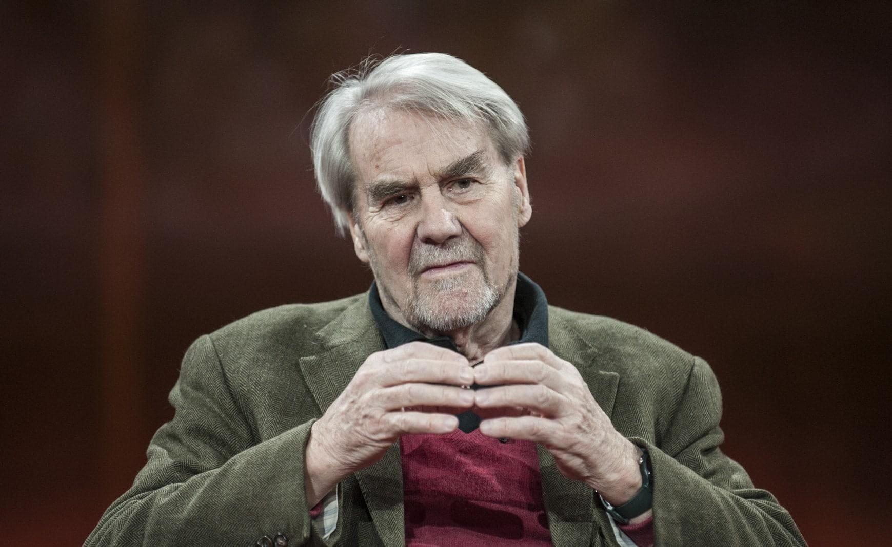 Gerd Ruge 2014