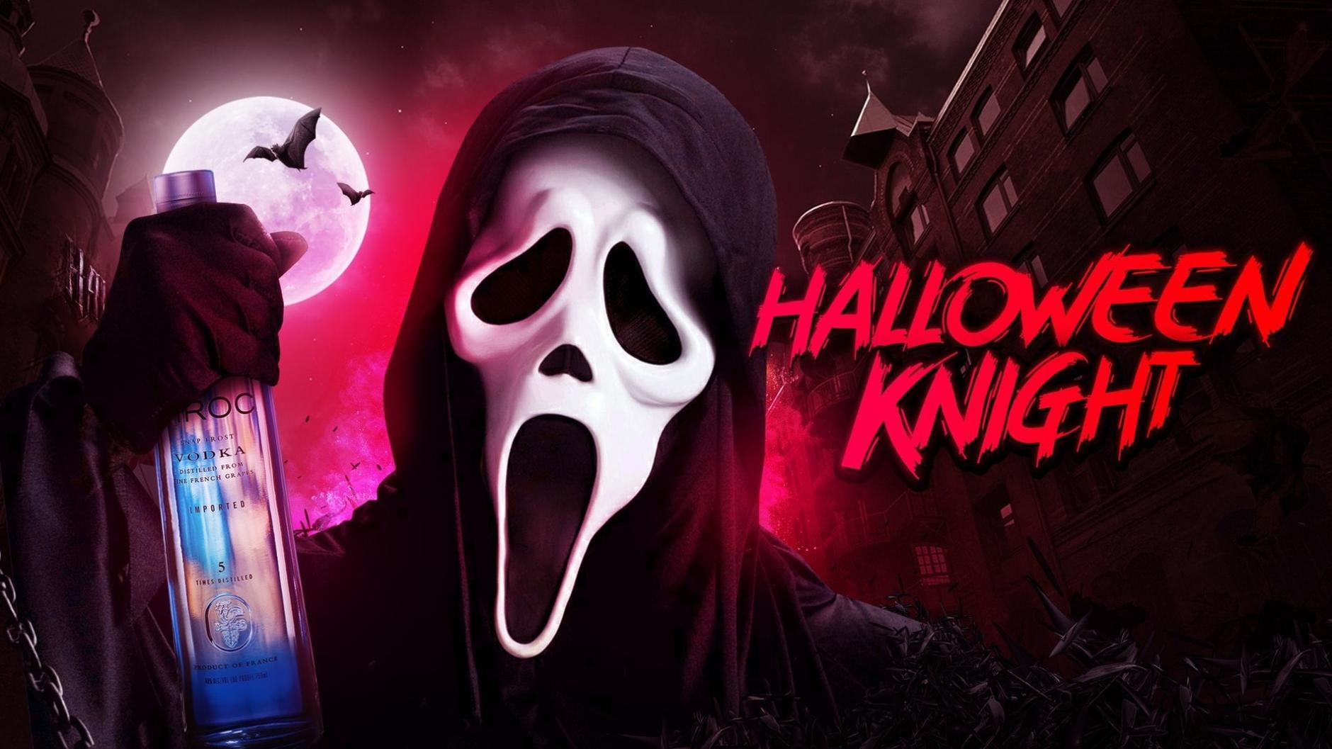 Halloween Knight Club 2021