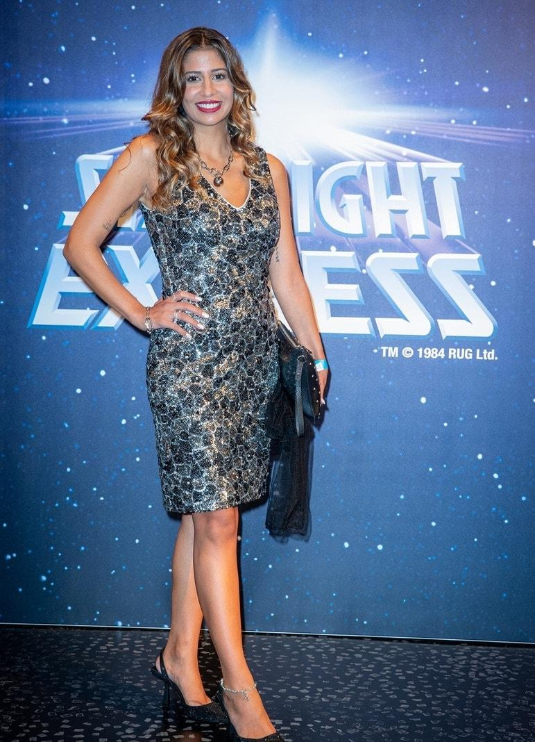 Opening Show STARLIGHT EXPRESS - Roter Teppich