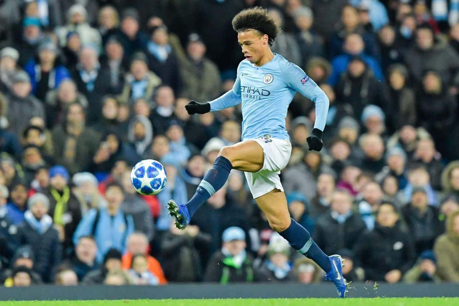 Leroy Sane FC Schalke 04 Manchester City
