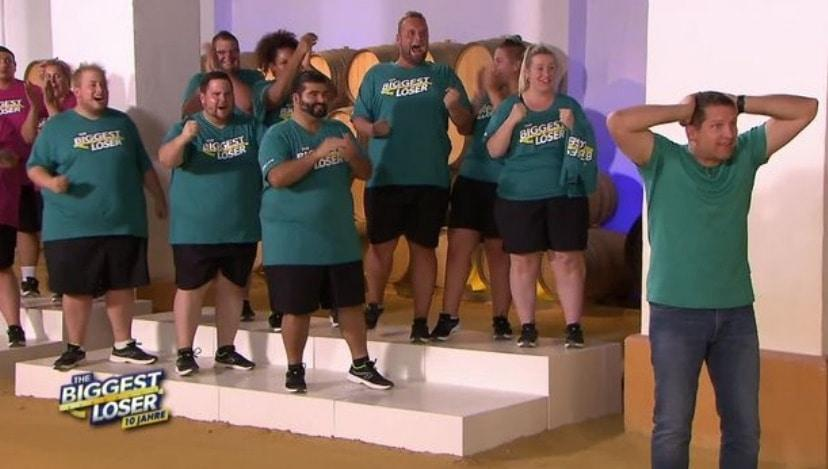 The biggest loser deutschland