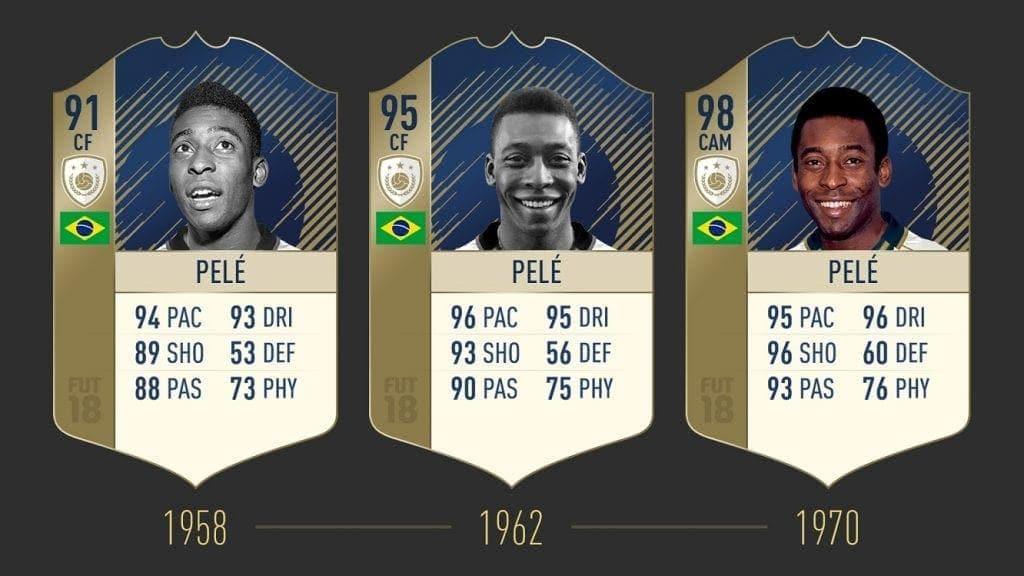 FIFA 19 Icon Pele