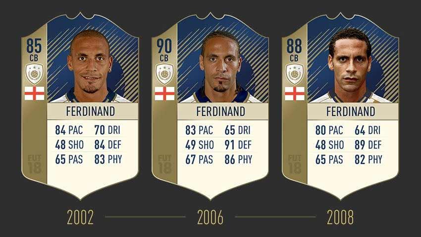 FIFA 19 Icon Rio Ferdinand