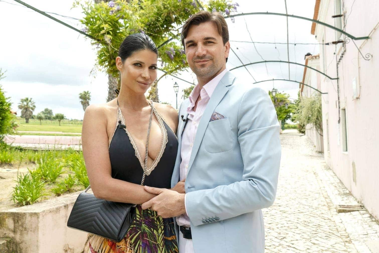 <p>Erotikmodel und DJane Micaela Schäfer zieht mit ihrem Partner