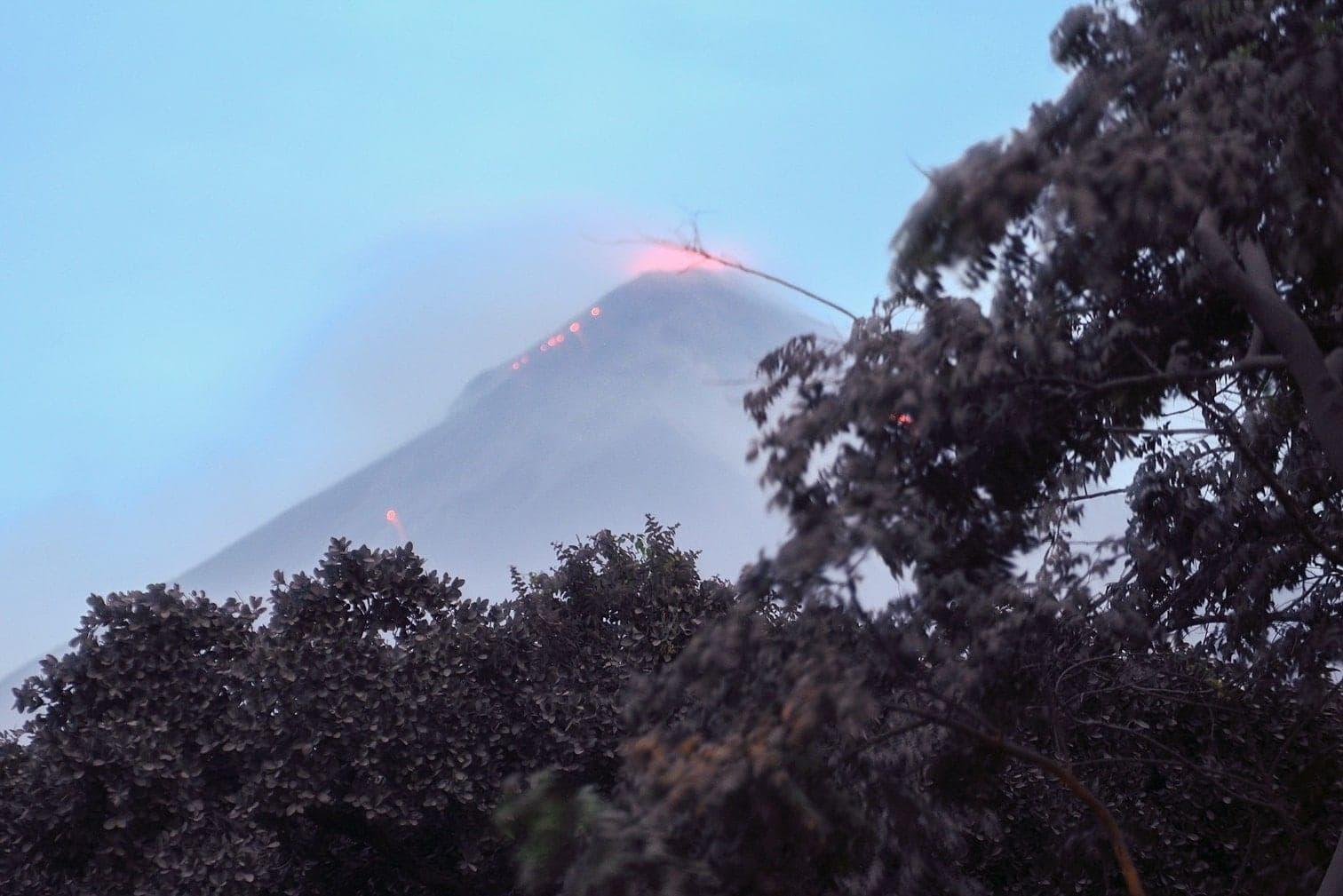 <p>Nach einem Ausbruch des Feuervulkans in Guatemala sind zahlreiche Menschen ums Leben gekommen.</p> Foto: &nbsp;