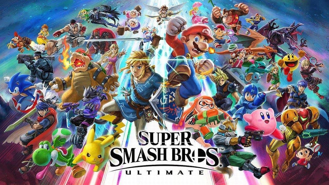 <h3>Super Smash Bros. Ultimate</h3> Foto: Screenshot