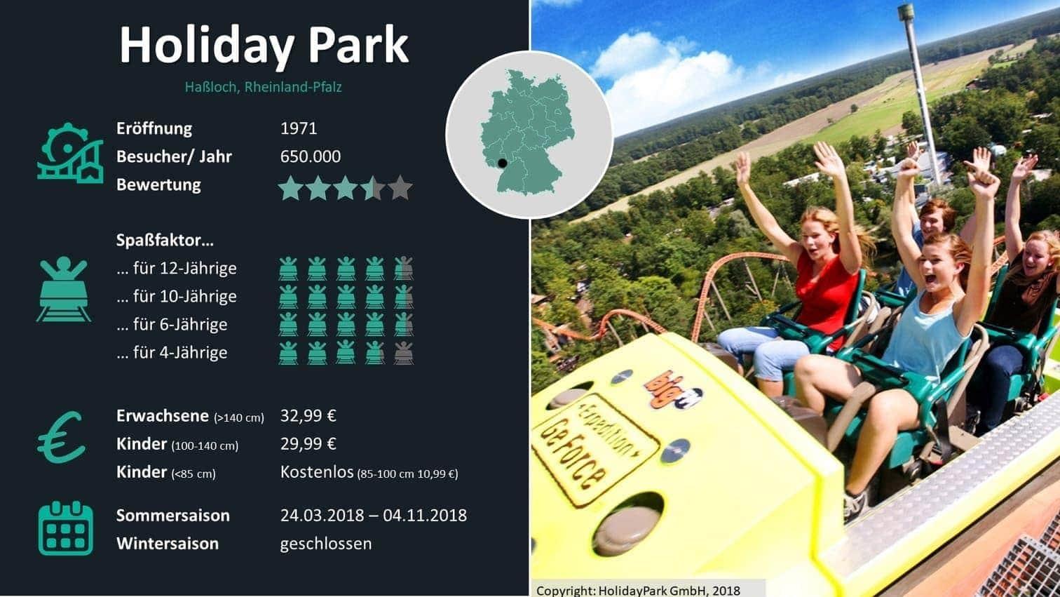 <p>Sommerzeit ist Freizeitparkzeit. Die meisten Parks öffnen deswegen von Ende März bis Anfang November ihre Tore. Von den 10 beliebtesten Freizeitparks in Deutschland haben nur der Europa Park und das Phantasialand auch im Winter offen. Während der Wintersaison verwandeln sich die Parks in wunderschöne Winterlandschaften mit winterlicher Deko