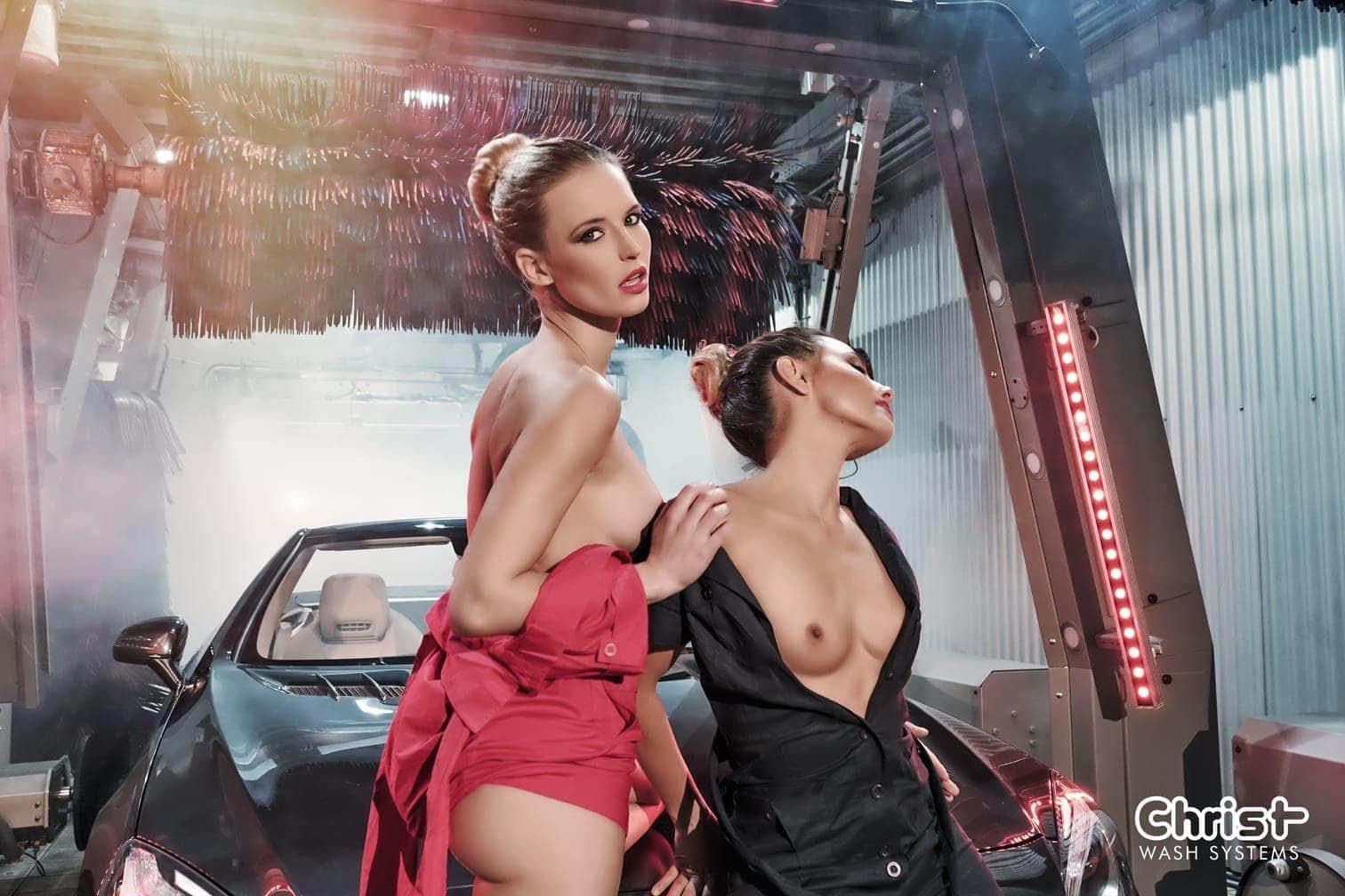 """<p>Der """"Hot Car Wash""""-Kalender erscheint im Zwei-Jahres-Turnus.</p> Foto: © Copyright Otto Christ AG – Wash Systems"""