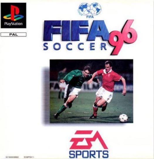 Cover FIFA 96