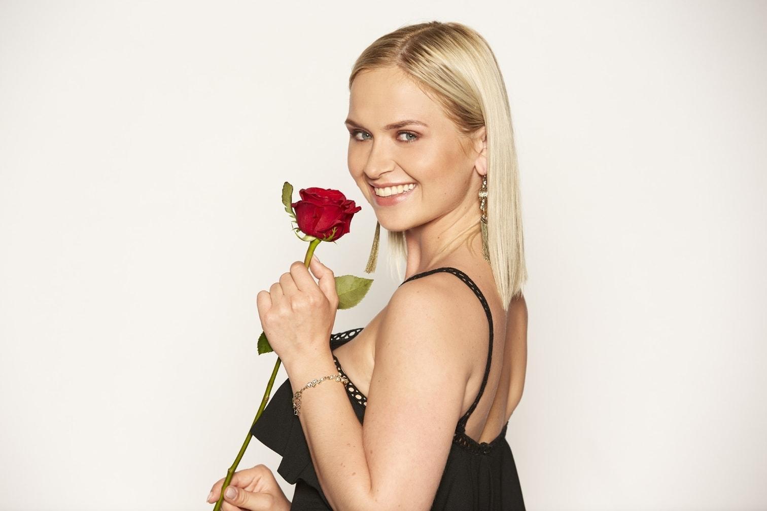 <p>Auch Claudia B. musste sich vom Bachelor verabschieden. Für sie gab es ebenfalls keine Rose.</p> Foto: MG RTL D