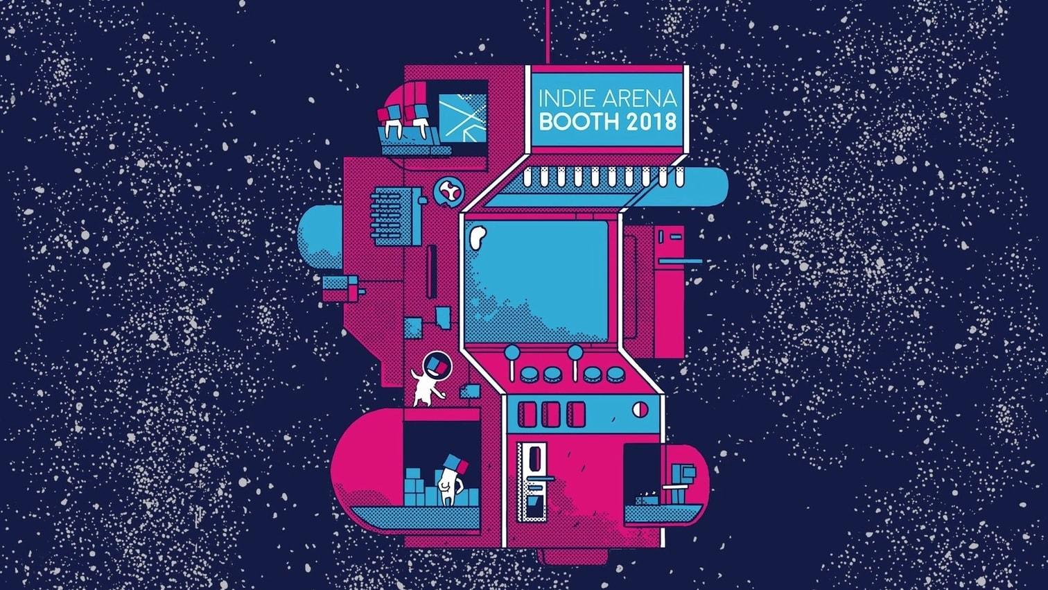 Foto: Indie Arena Booth