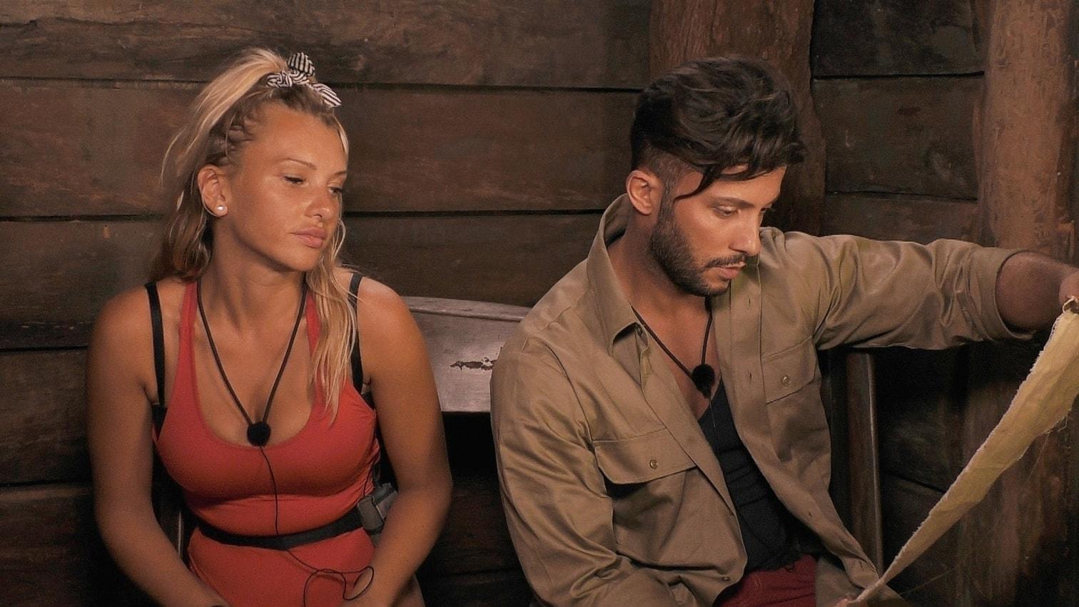 <p>Zur zweiten Schatzsuche müssen Domenico und Evelyn antreten. So richtig glücklich darüber ist das Ex-Paar nicht &ndash; und damit nimmt das Drama seinen Lauf!</p> Foto: MG RTL D / Stefan Menne