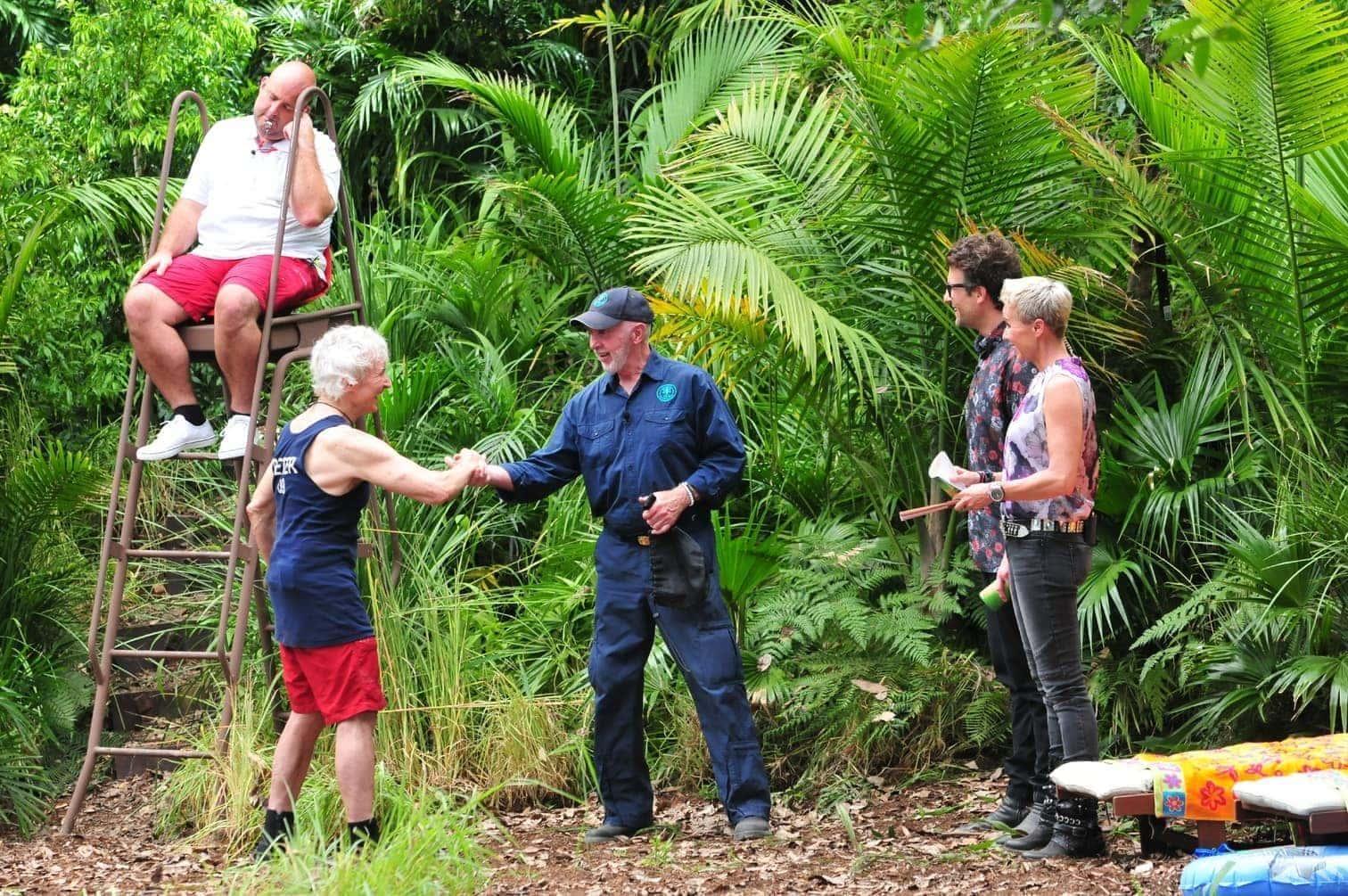 """<p>Schlager-Star Peter Orloff kann sich über einen Tag am See freuen. Bei der Dschungelprüfung """"Graus am See"""" kann er insgesamt acht Sterne erkämpfen"""