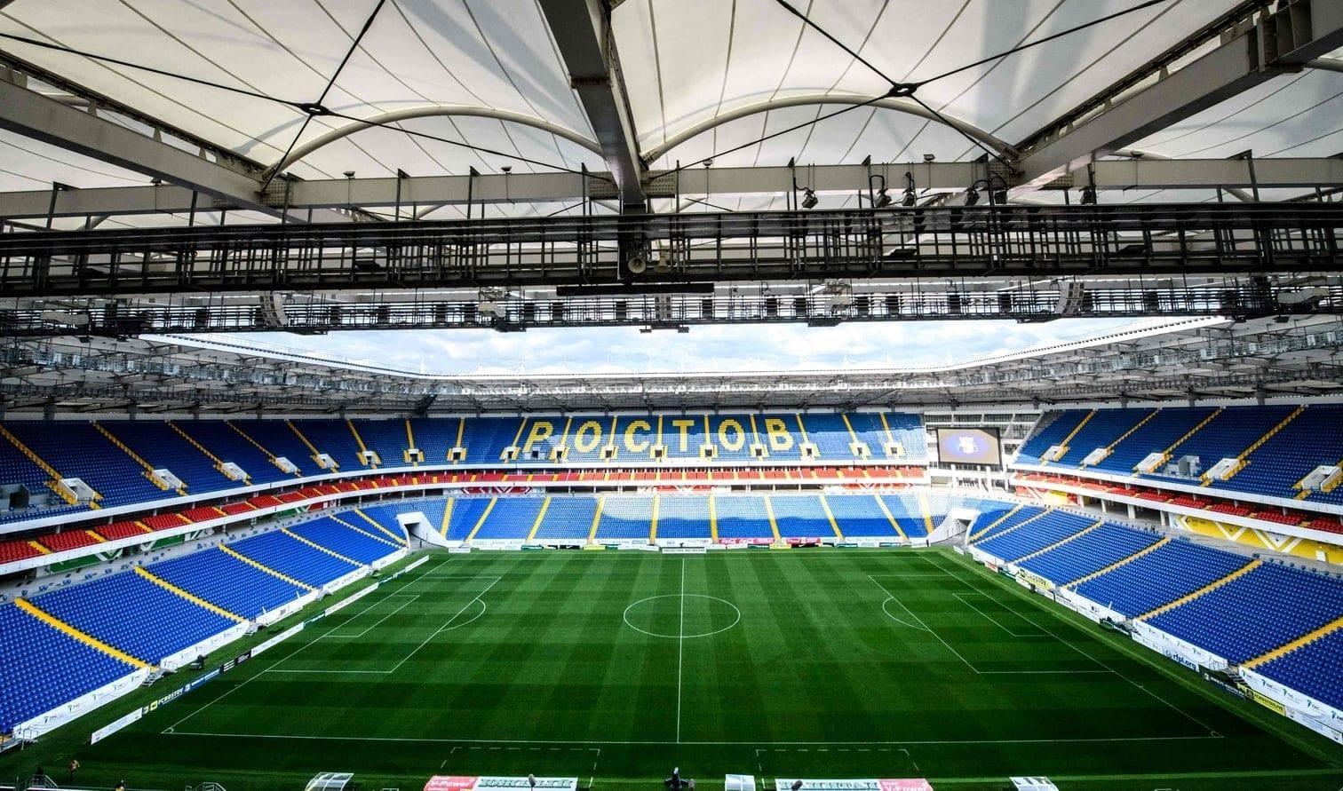 am 15. Juli wird hier der neue Weltmeister gekürt. Deutschland bestreitet hier sein erstes Gruppenspiel gegen Mexiko.</p>