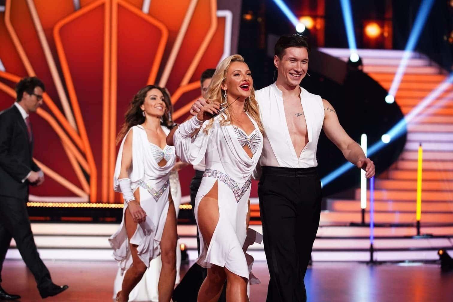 """<p>Bei RTL ist die zwölfte Staffel der beliebten Tanz-Show """"Let's Dance"""" mit der """"großen Kennenlern-Ausgabe"""" gestartet. Wir stellen euch die Tanz-Paarungen in Bildern vor.</p> Foto: TVNOW / Gregorowius"""