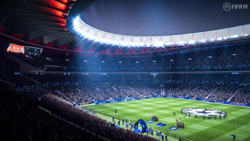 Xbox One und Nintendo Switch. Coverstar ist erneut Cristiano Ronaldo.</p> Foto: EA Sports