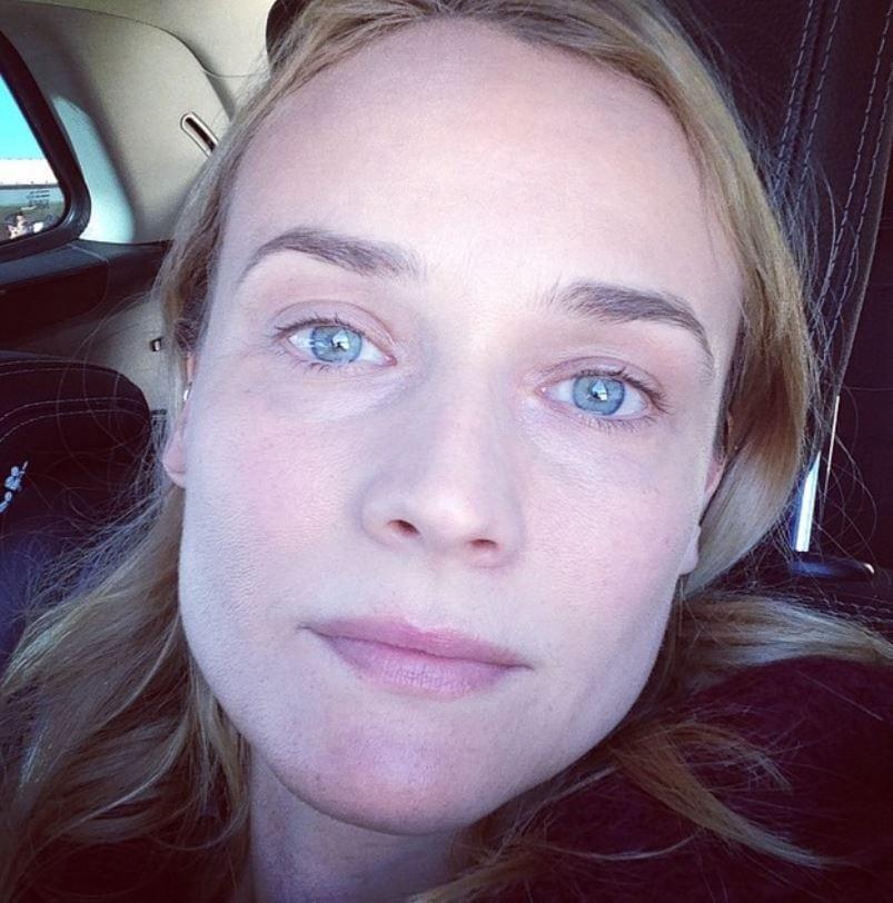 <p>Unter dem professionellen Styling ihres Teams versteckt sich jedoch eine natürlich hübsche Frau. Make-up hat Heidi Klum auch mit 45 Jahren nicht nötig. Die Fans lieben sie auch in ihrem natürlichen Look.</p> Foto: Screenshot Instagram
