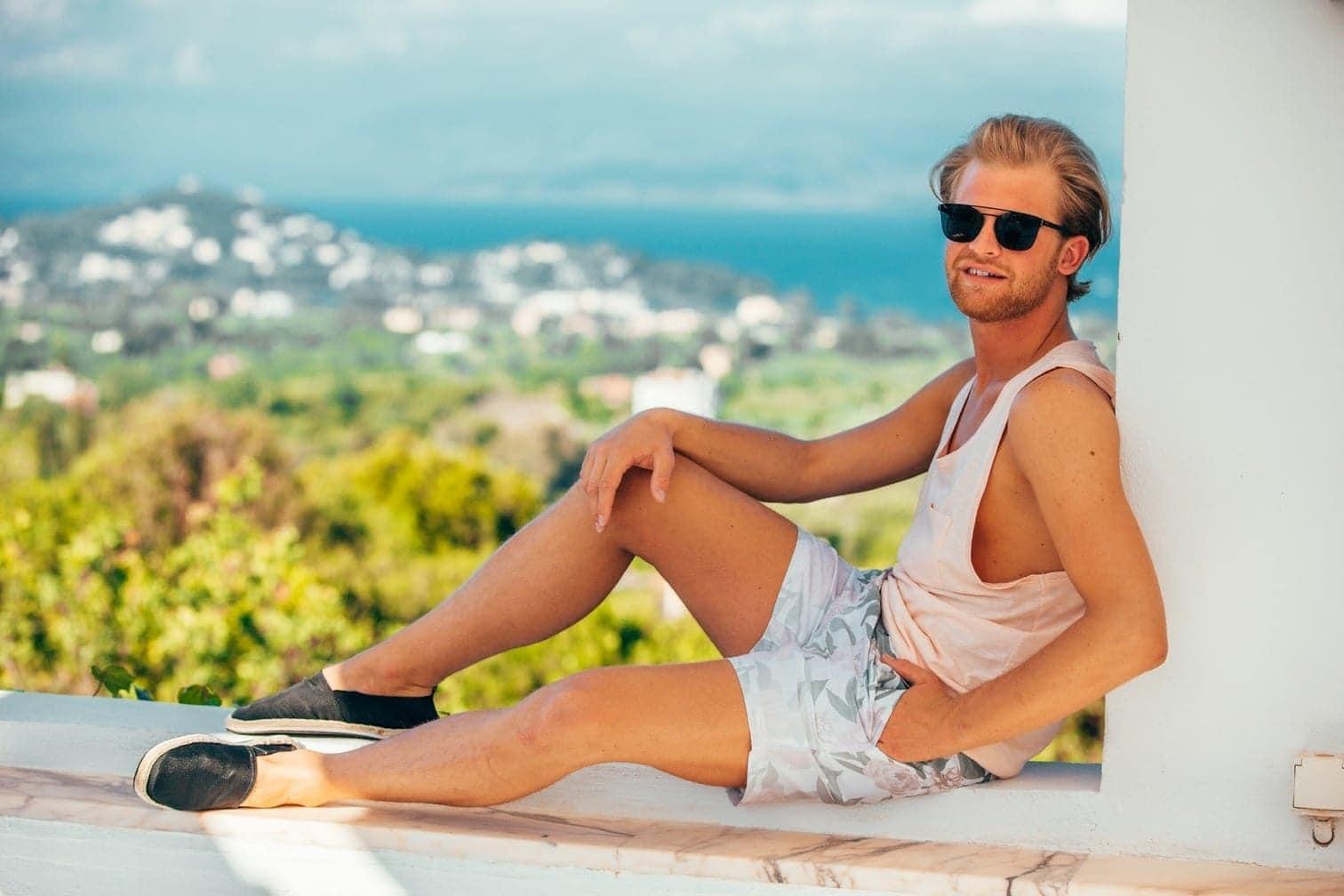 """Ingenieur aus Hamburg:<br />""""Für eine Lady bin ich sehr gerne der Gentleman""""</p> Foto: RTL"""