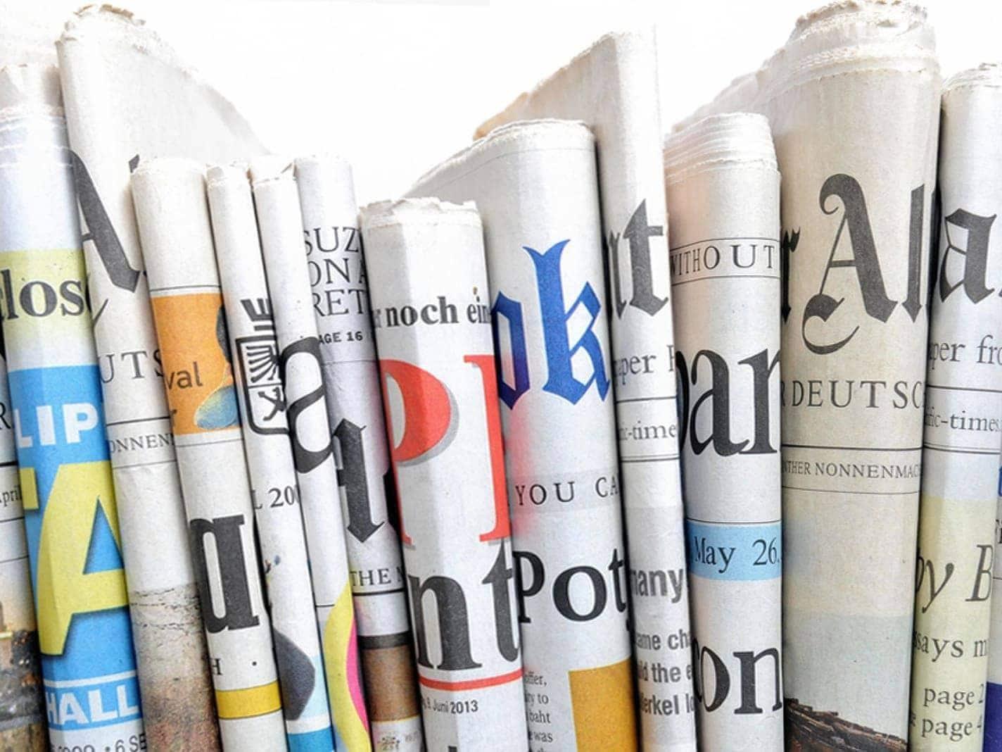 <p>Corriere dello Sport (Italien):</p>