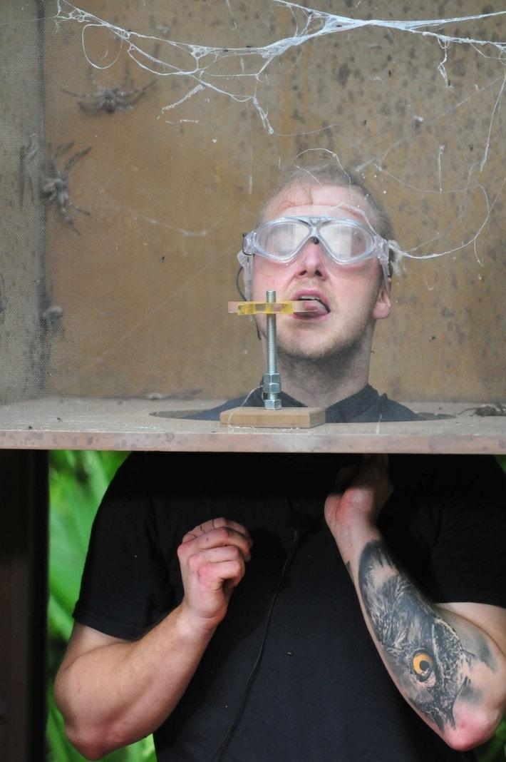 sowie sein Lieblingsgetränk und eine persönliche Überraschung.</p> Foto: TV Now / Stefan Menne