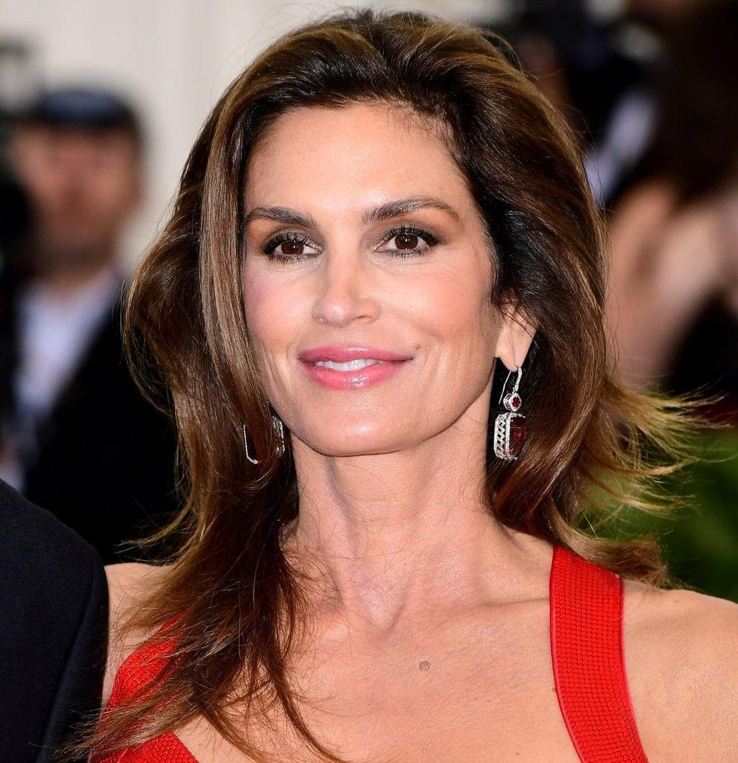 <p>Cindy Crawford</p> Foto: dpa/afp