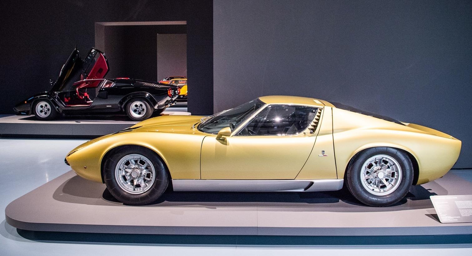 """<p>""""Diese Ausstellung betont die gestalterische Qualität der Autos"""