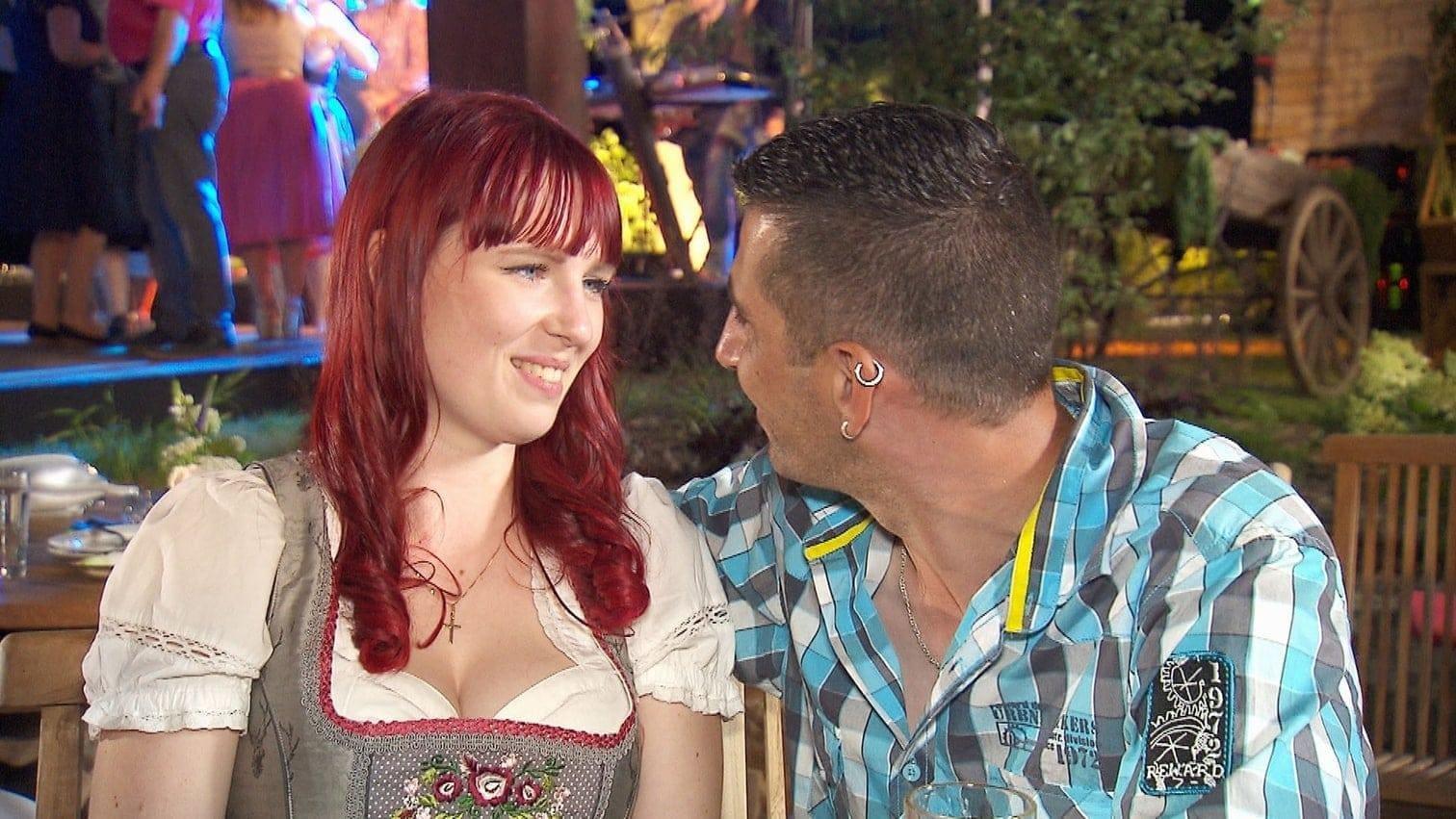 <p>Kein wirkliches Interesse hatte Landwirtschaftsmeister Niels an Isabelle.</p> Foto: MG RTL D