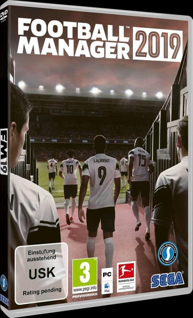 Foto: Football Manager 2019