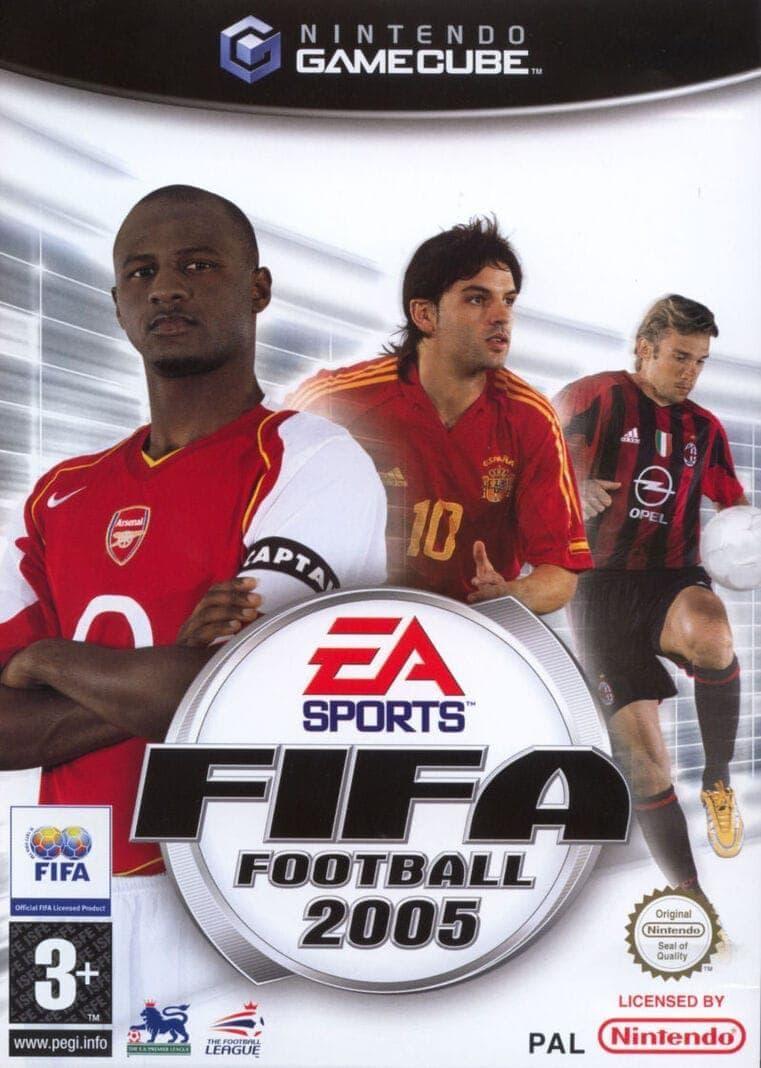Cover FIFA 2005