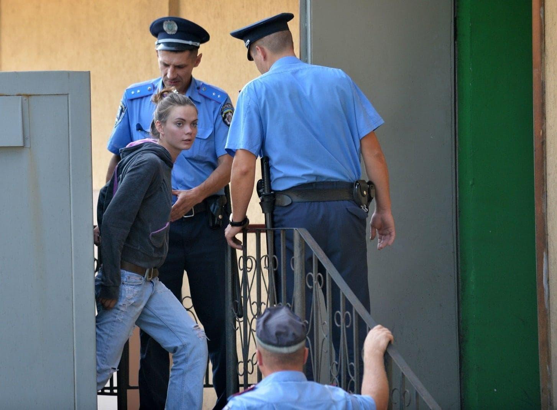 Emmanuelle Lepissier.&nbsp;</p> Foto: AFP