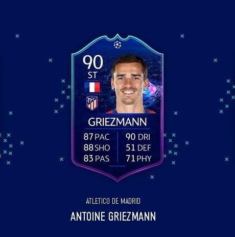 <p>Für einen begrenzten Zeitraum gibt es 21 einzigartige Karten zu Spielern der Champions League und der Europa League. </p> Foto: EA Sports