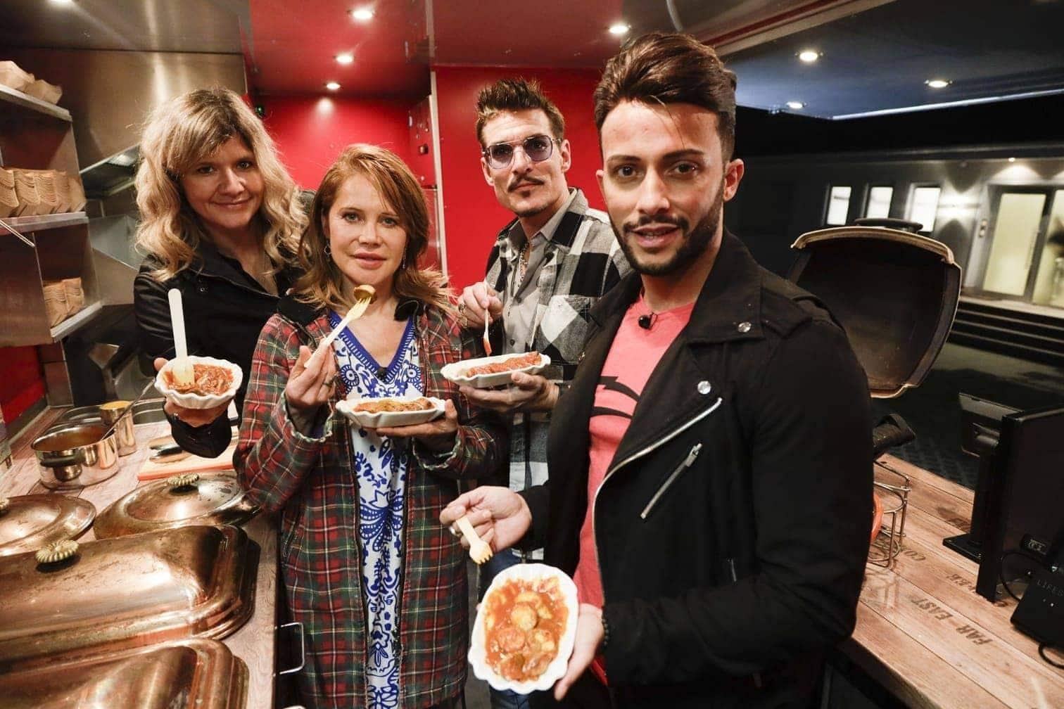 Das Perfekte Dschungel Dinner Doreen Dietel Gewinnt Erste Folge