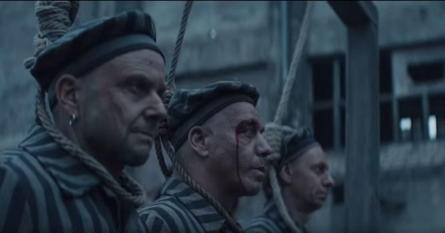 Foto: Screenshot YouTube/Rammstein Official